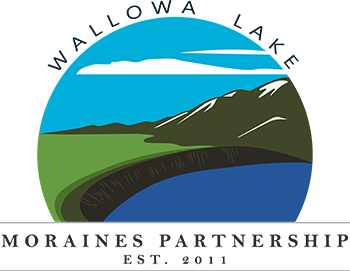 wallowa lake moraines partnership logo
